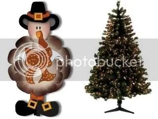 Thanksgiving vs. Christmas