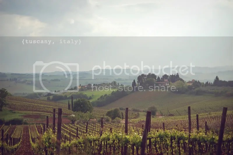 Snapshots from Italy