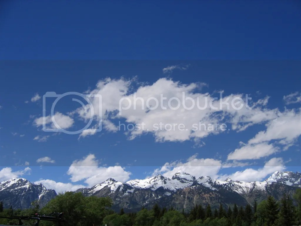 Grand Teton Peaks 5