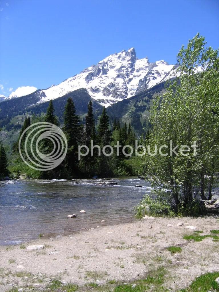 Grand Teton Peaks 8