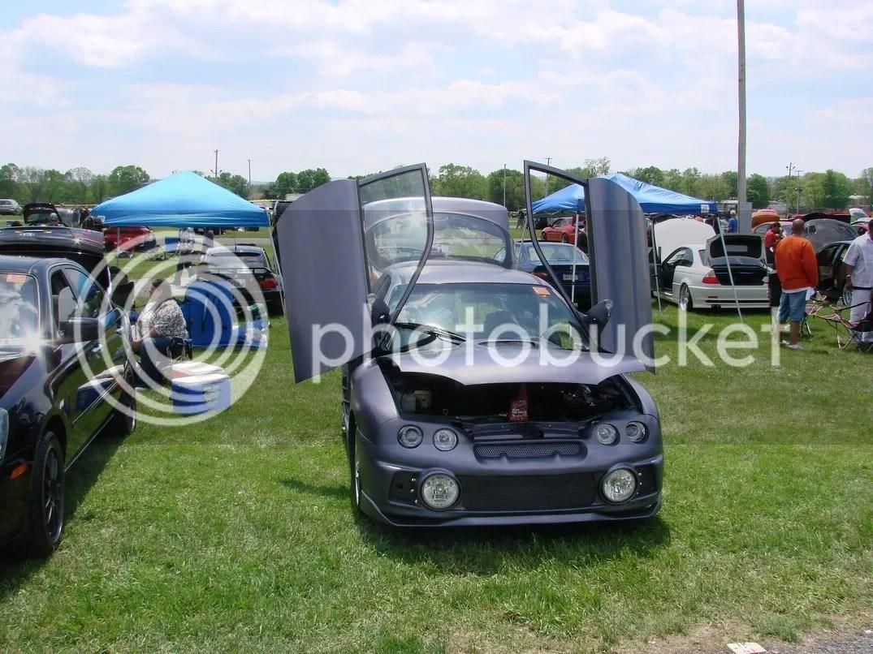 Twin Supercharged Engine Impala