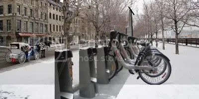 bixi winter