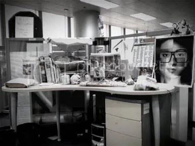 MDJ's Desk