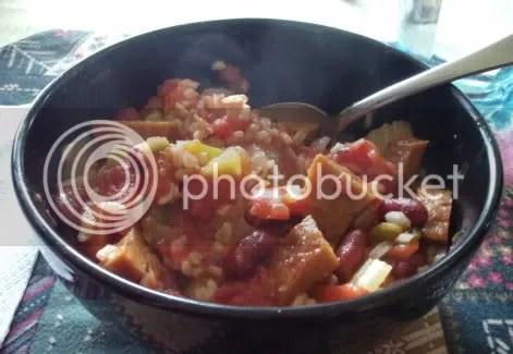 jambalaya bowl