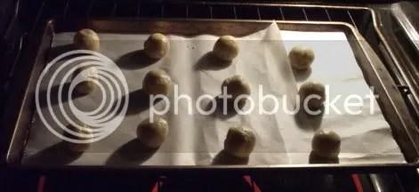 baking russian tea cakes
