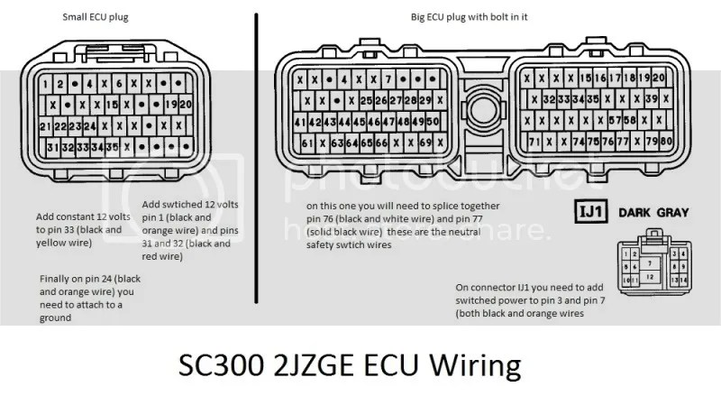 Official 2jzge Wiring Diagram