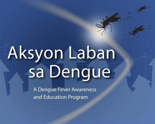 aksyon laban sa dengue paracetamol calpol