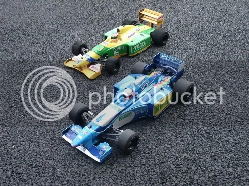 Tamiya F102