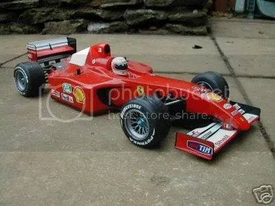 Tamiya F201