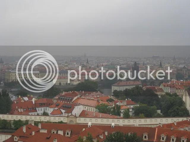 Prague - Misty View