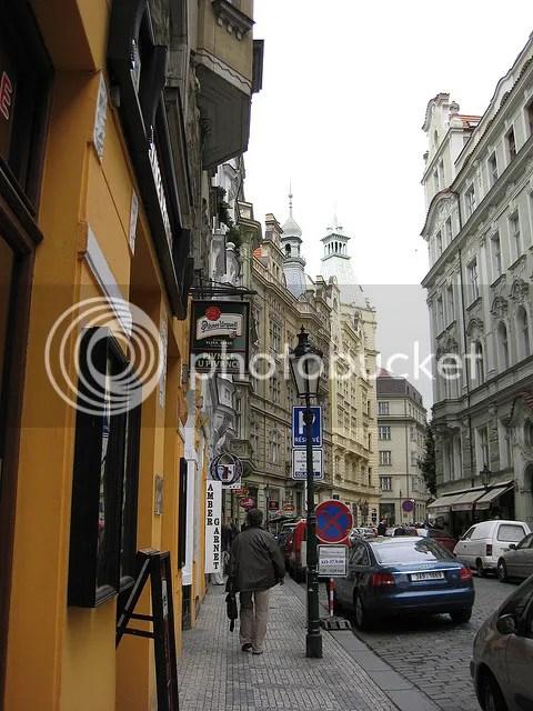 Prague - Jewish District