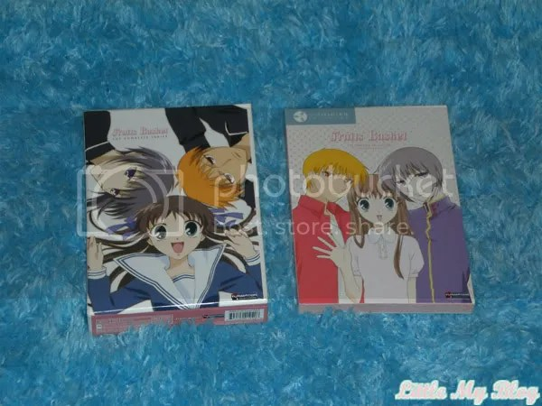 Fruits Basket Viridian Collections