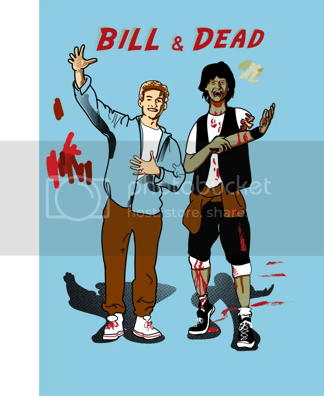 Bill and Dead sketch