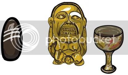 Game of Jones artifact detail