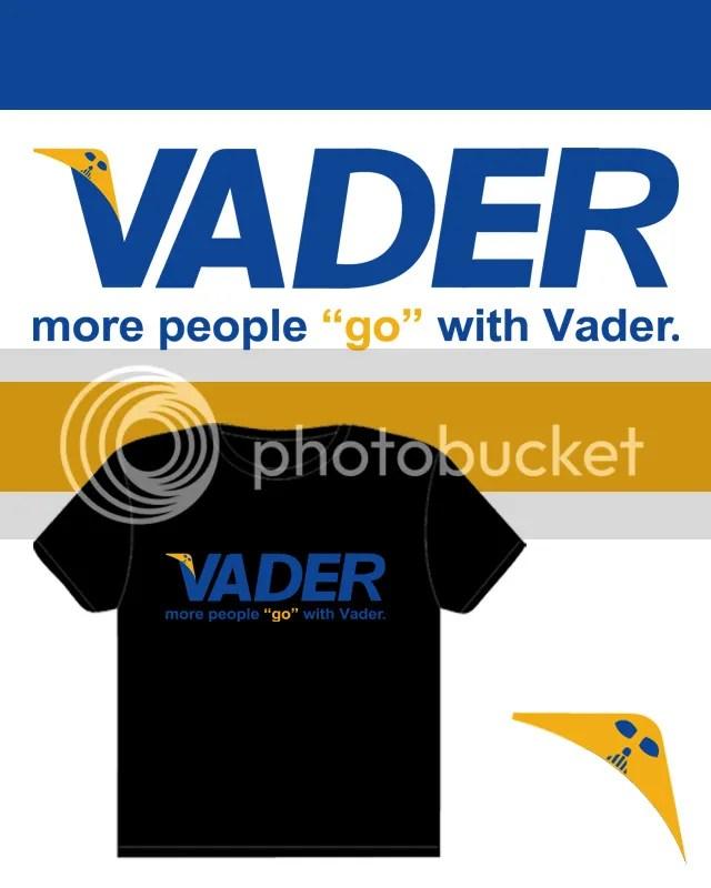 Nowhere Bad Visa/Vader