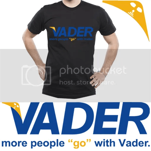 Yetee Submission Visa/Vader