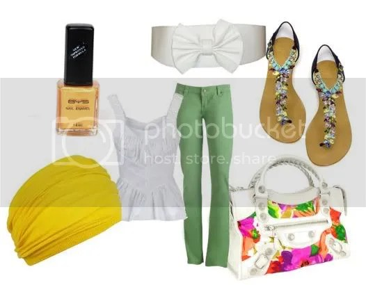 Giuseppi Zanotti sandals, vivre.com top, Wet Seal jeans, Balenciaga bag, Stephen Collins belt, bys.com.au nail polish