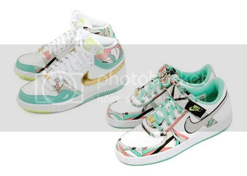 Nike Force Court Vandal Pucci Pack