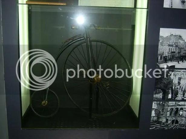 Bicicleta no século XIX