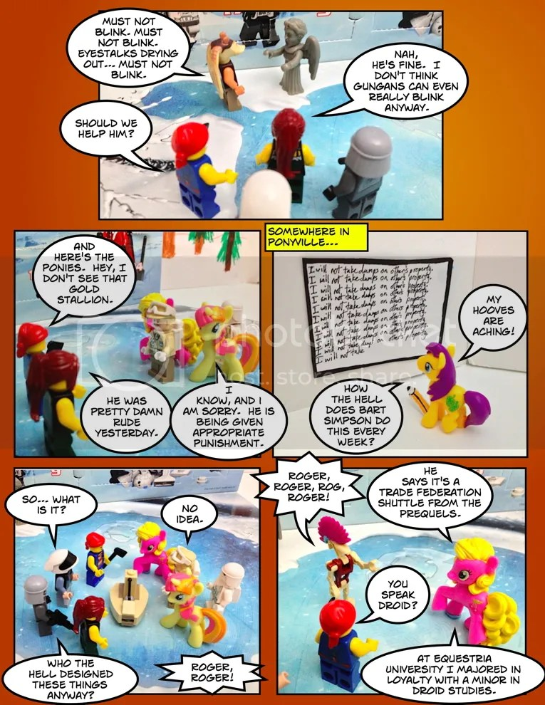 Advent Calendar Day 19 - Page 1