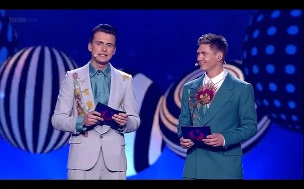 Oleks and Vova