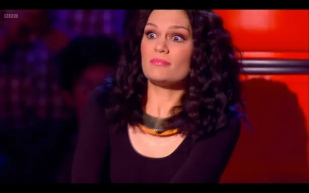 The ever-inscrutable Jessie J