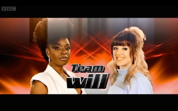 TEAM WILLIAM!
