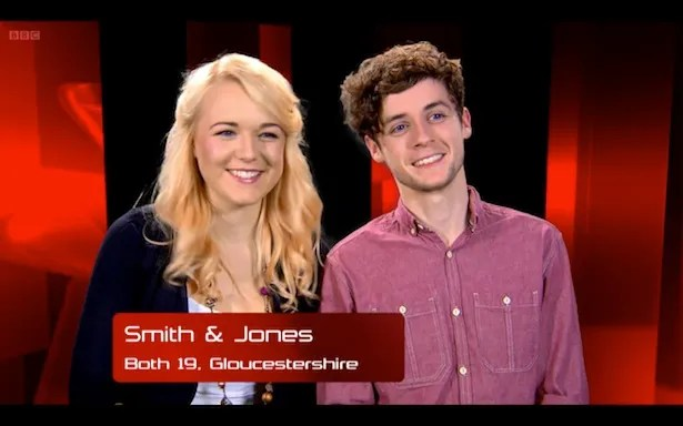 Alas, Smith and Jones