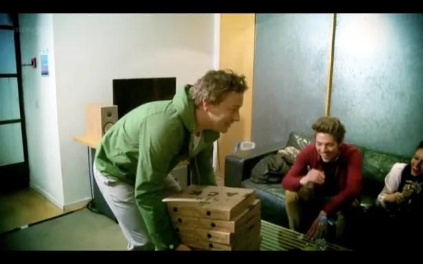 Unexpected Jamie Oliver