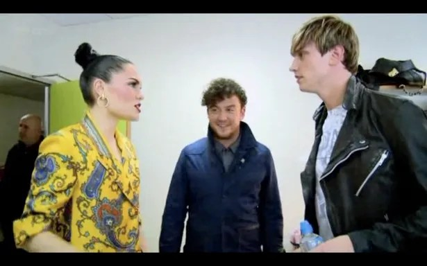 Yes Jessie J, I would love some style advice from you
