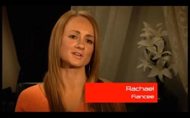 David's fiancee Rachael