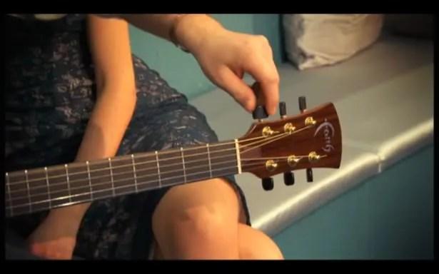 Mmm, guitar