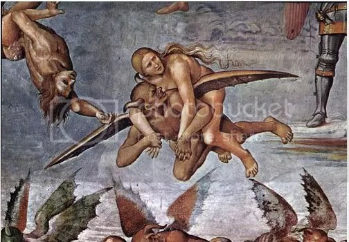 Luca Signorelli - Duomo of Orvieto (1499)