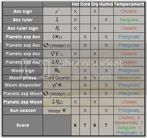 Temperament form skyplux.com