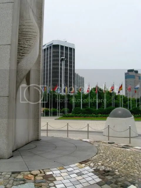 The Olympic Monument