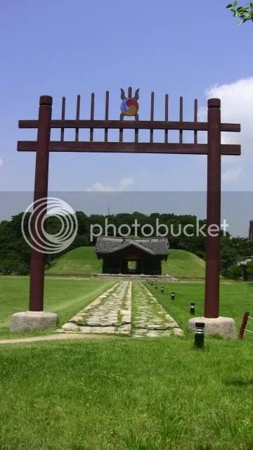Gate, Path, and Ritual House