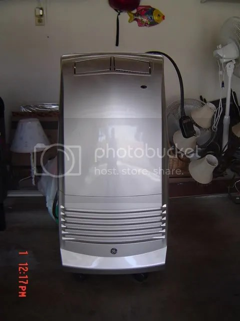 GE Portable AC Unit NASIOC