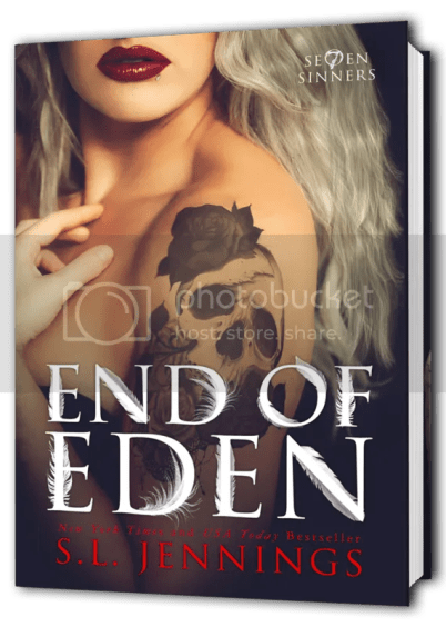 End of Eden SL Jennings