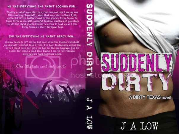 Suddenly Dirty by JA Low