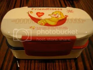 My new bento box