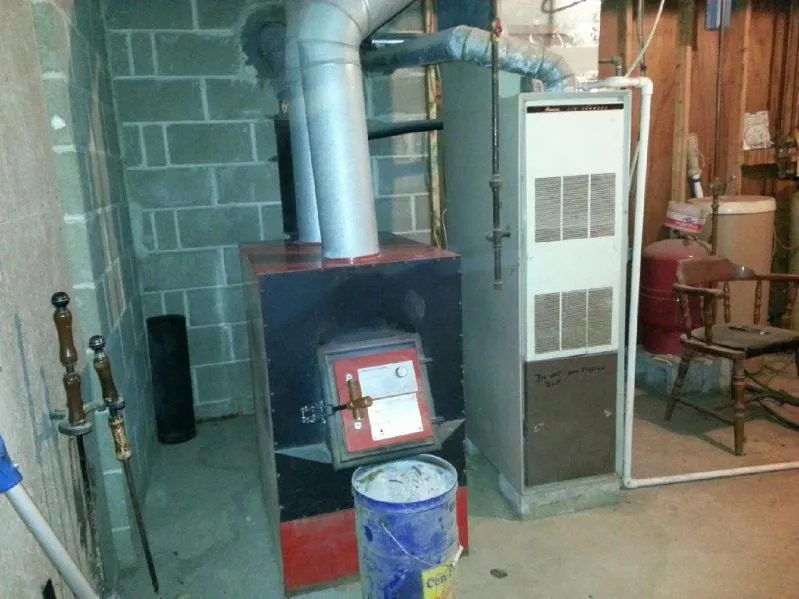 Wood Furnace Installation Best Wood 2017