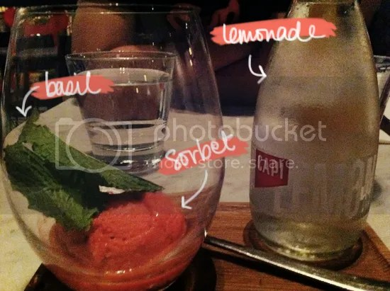 Ladro mocktail