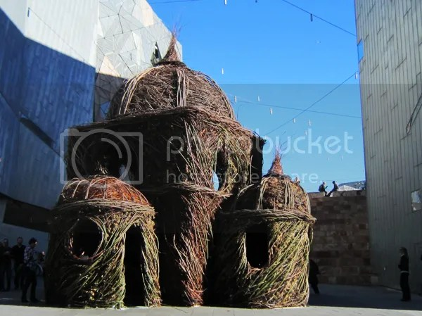 Federation Square Twig House
