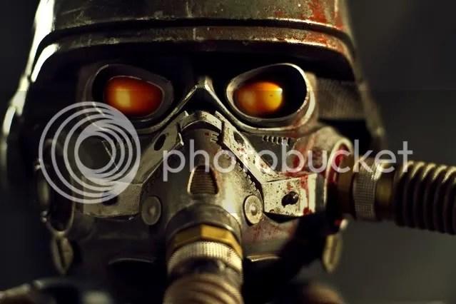 Killzone Helghast Helmet