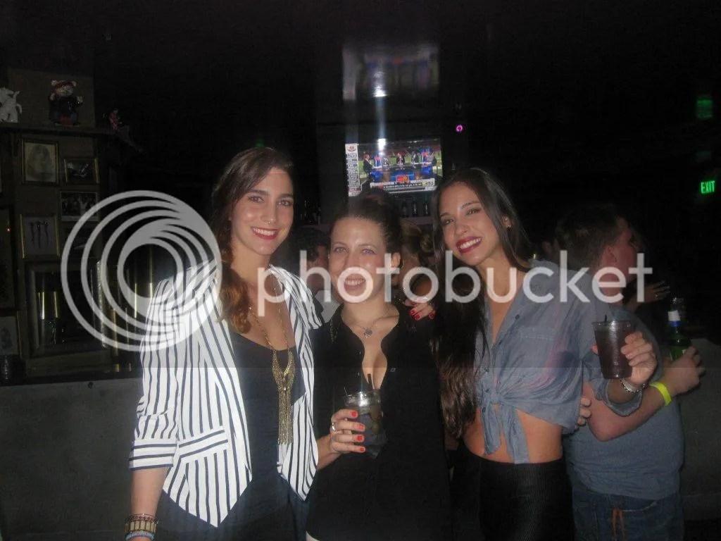 Natalia, Me, and Elvi