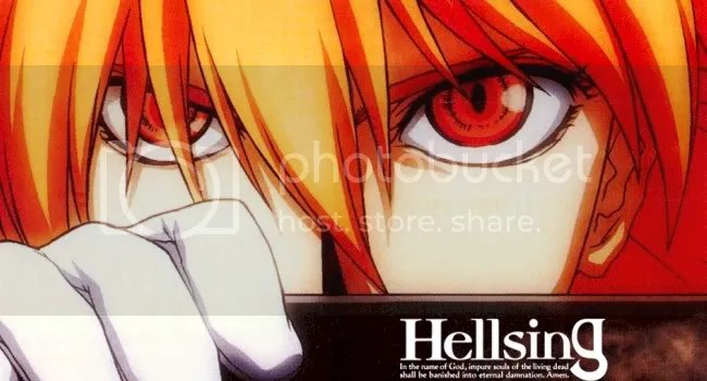 Number 12: Seras From Hellsing.