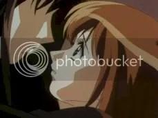 Kazumi: 'Look Into My Eyes.'