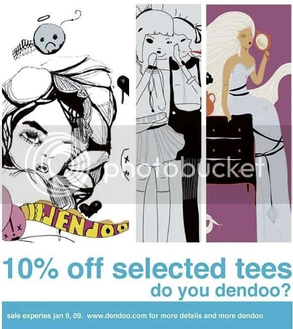 sale at dendoo.com
