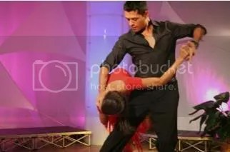 All pictures copyright Ballroom Dance Channel