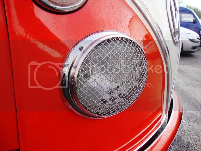 For Sale Vintage Style Headlight Grilles